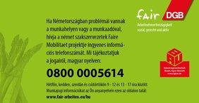 Hotline Landwirtschaft Ungarisch