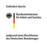 Logo Bundesministerium für Arbeit und Soziales