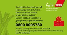 Hotline Landwirtschaft Polnisch