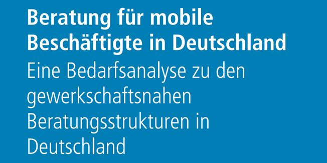 Studie Faire Mobilitaet 2016