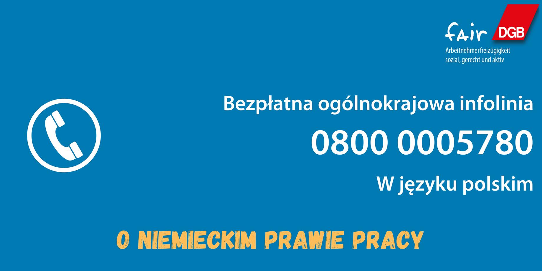 Polnische Hotline Coronavirus Arbeitsrecht