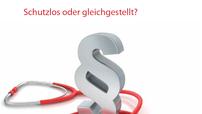 Deckblatt Broschüre Krankenversicherung